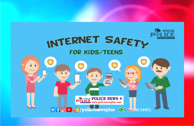Kerala Police advice parents to keep a watch on their children