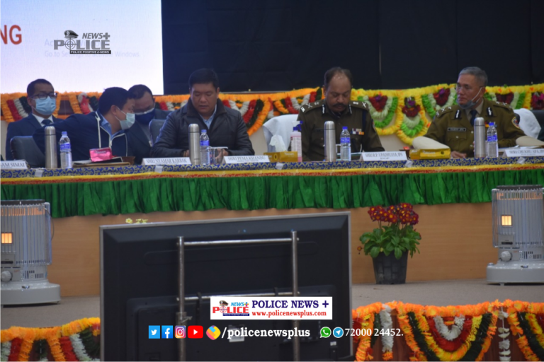 3 Day Annual Conference held by Arunachal Pradesh Police