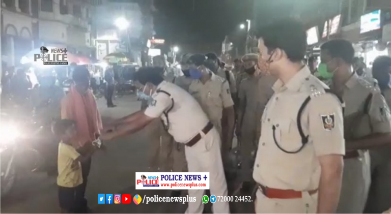 Cuttack Police create awareness drive for COVID-19