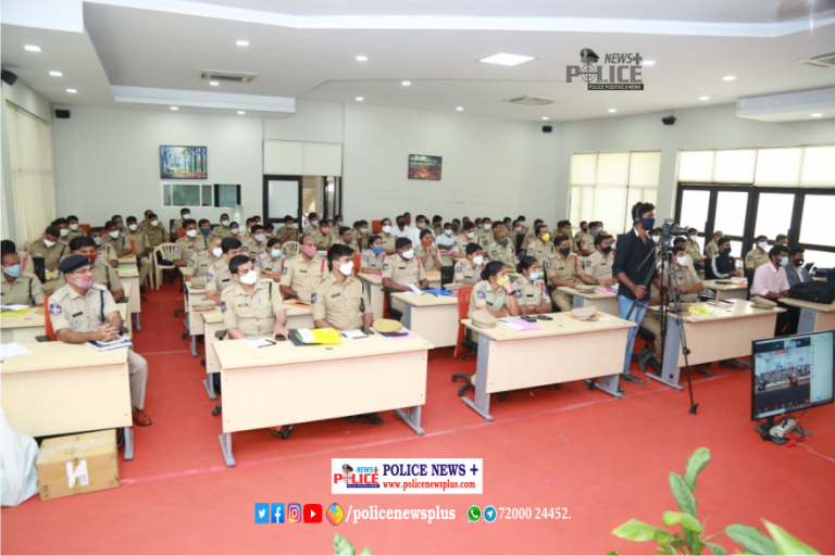 Cyber Based Criminal Investigation Training by Telangana Police