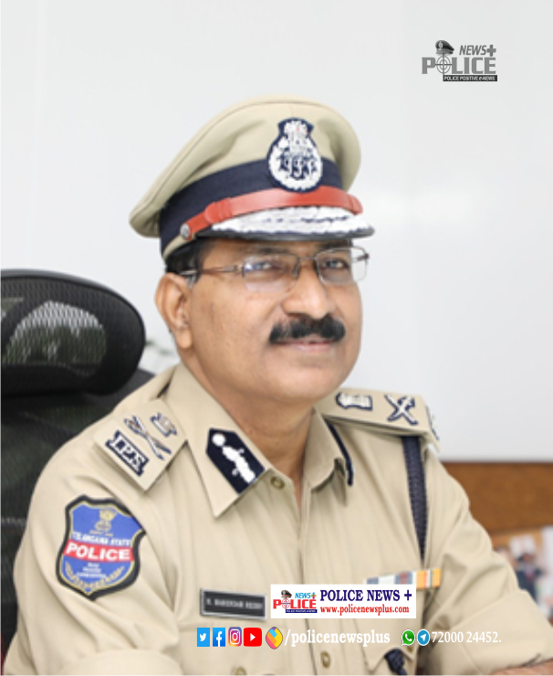 Vaccination for all Police Personnel- Mr. M. Mahender Reddy, IPS, DGP Telangana