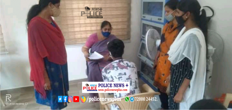 Rachakonda SHE teams Apprehended 31 eve teasers in the last six weeks and stopped 01 Child marriage