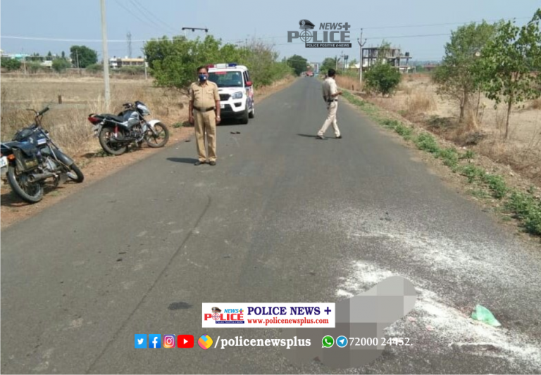 112 Bidar Emergency rushed the accident victims to hospital