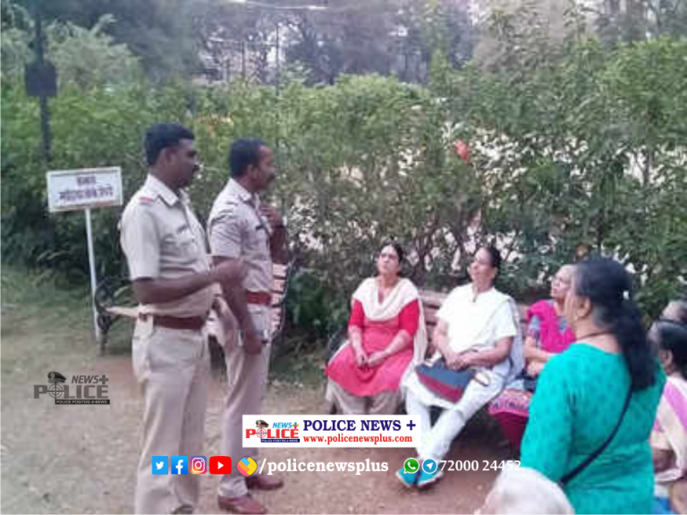 Gujarat police gives special attention to senior citizens