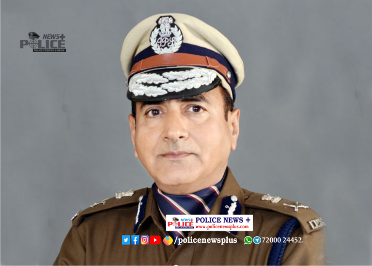 Haryana DGP appreciated the police personnel for their excellent performance