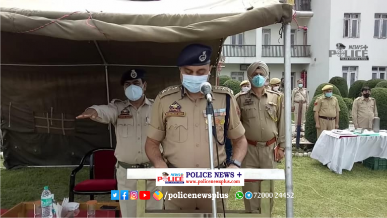 Anti-Terrorism Day observed by Bandipora police