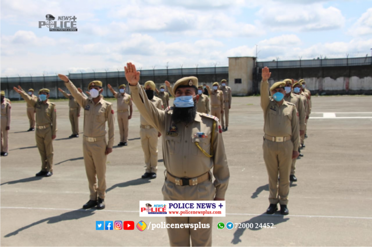 """""""ANTI TERRORISM DAY"""" observed by Jammu and Kashmir Police"""
