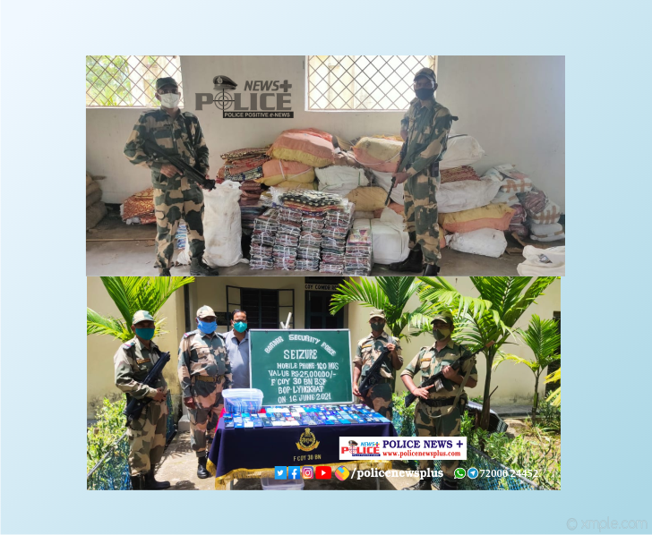 Good Work done by Border Security Force
