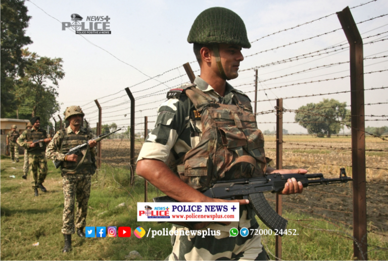 Border security Force Personnel foiled smuggling attempt