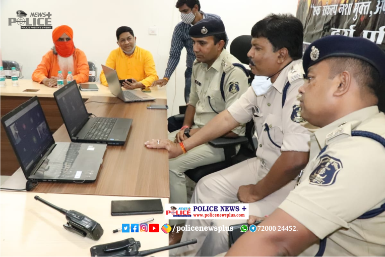 Durg Police working towards creating drug-free district