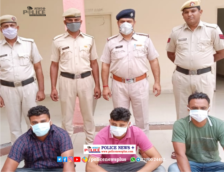 Kaithal Police rescued kidnapped youths