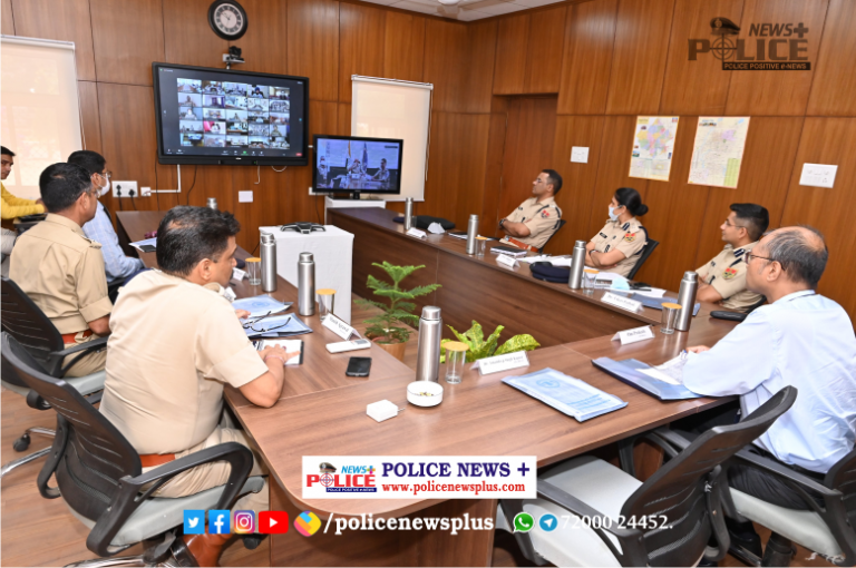 Rajastan IPS officers participate in event