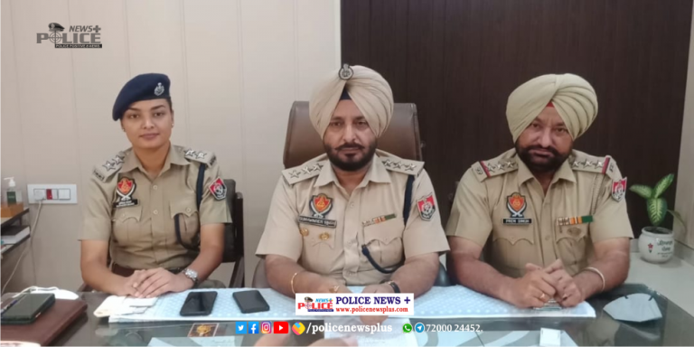 Fatehgarh Sahib Police arrested accused for indulging in illegal activity