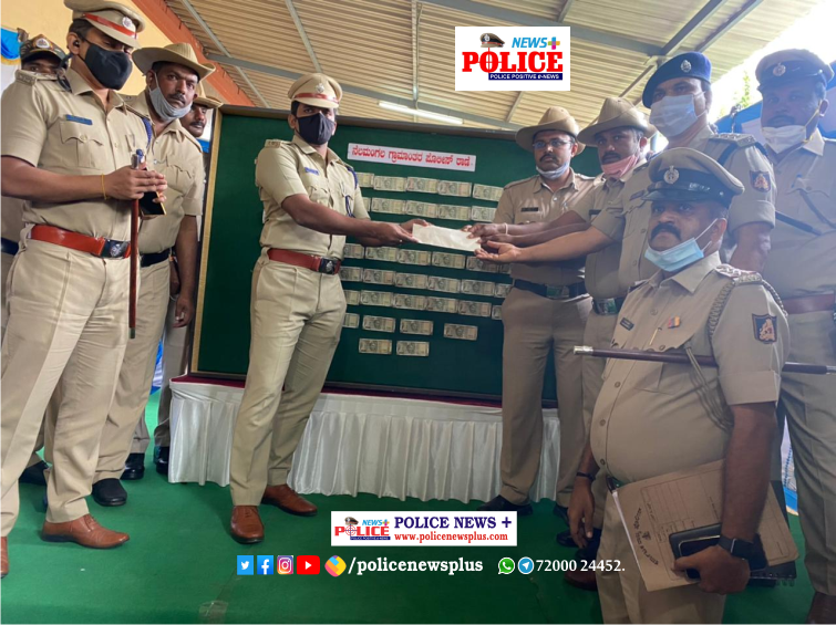Bengaluru rural district Police arrested persons for bank robbery, seized stolen cash