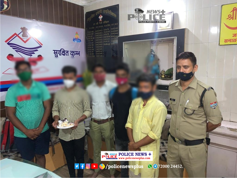 Haridwar Police arrested persons for creating nuisance