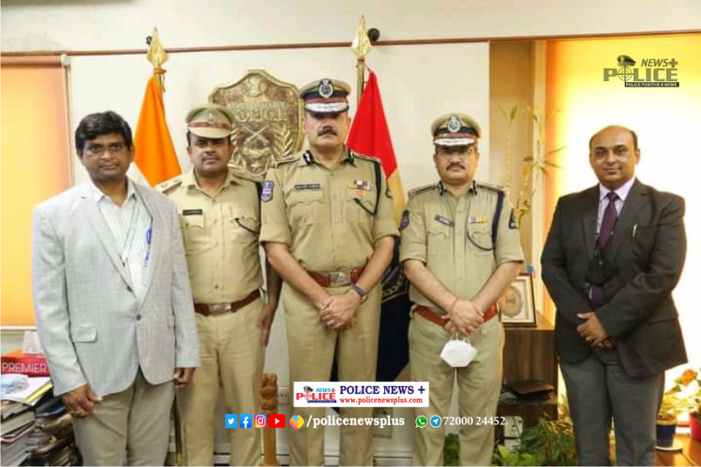 Hyderabad Police conducted an Awareness program on World Organ Donation Day 2021