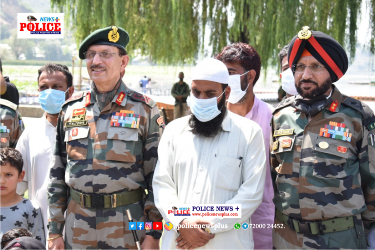 Indian Army rescued kidnapped boys, reunited with parents