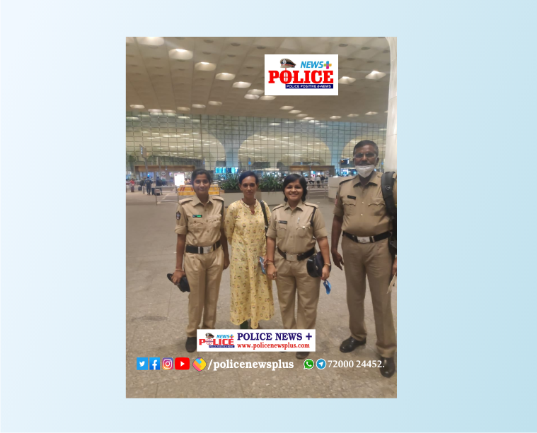 Ethiopian woman sent back home safely by Kadapa Police