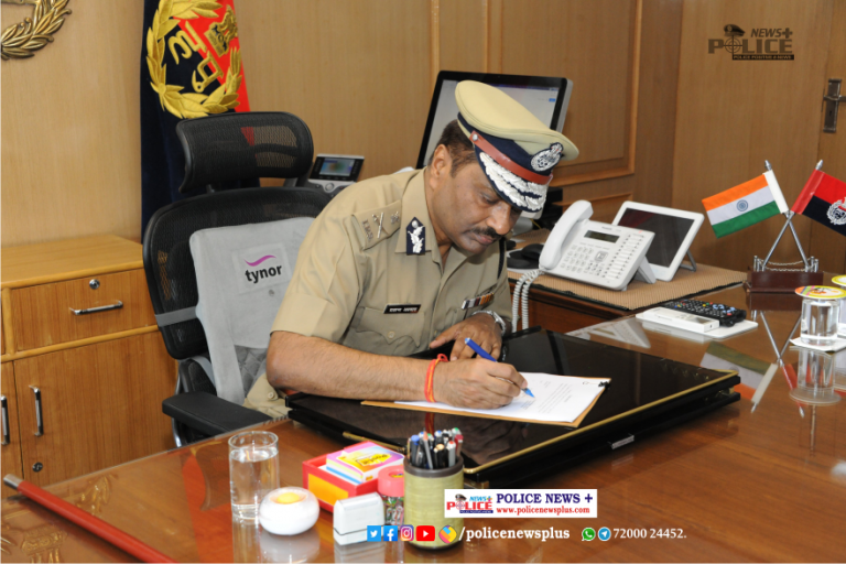 New DGP appointed in Haryana