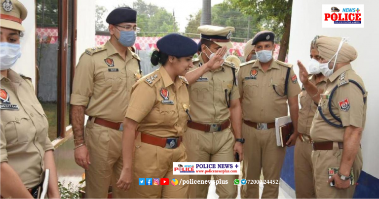Punjab Police recruitment for the post of Head Constable, Investigation Cadre