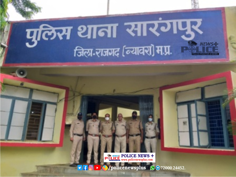 Rajgarh police arrested accused for kidnapping