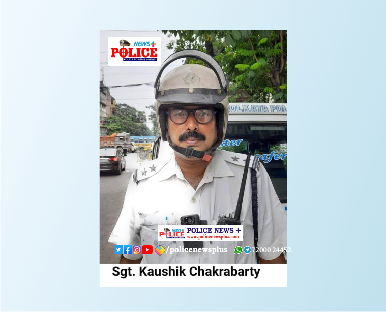 Kolkata Traffic Police always to serve and protect