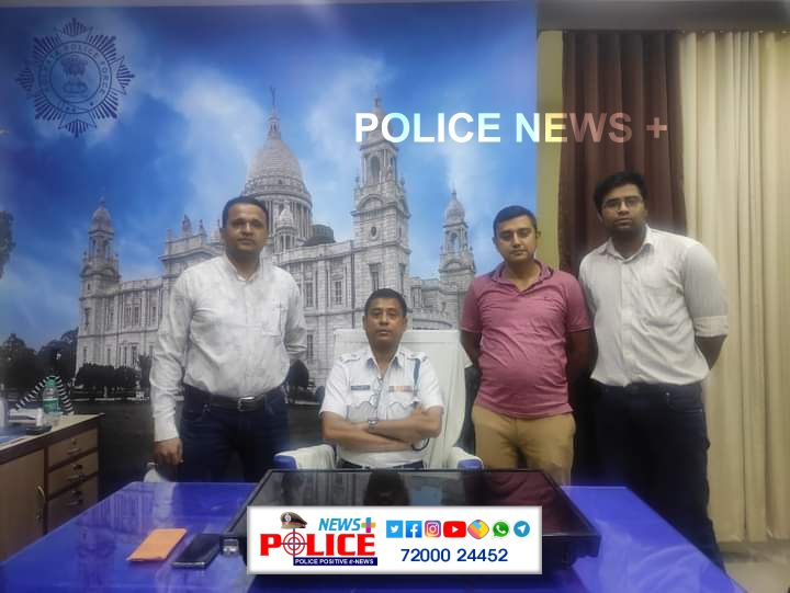 Kolkata cyber cell Police arrested a cyber theft